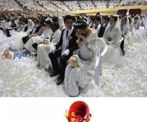 No, to zasuwamy z tymi ślubami!