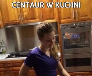 Centaur w kuchni