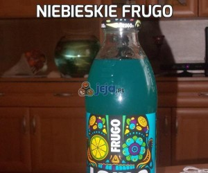Niebieskie Frugo
