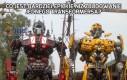 Co jest bardziej epickie niż zbudowanie jednego transformersa?
