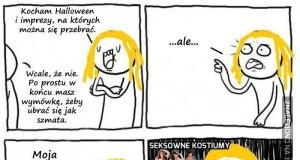 Znowu nadchodzi Halloween