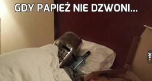 Gdy papież nie dzwoni...
