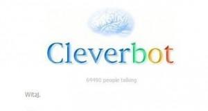 Cleverbot zaskakuje