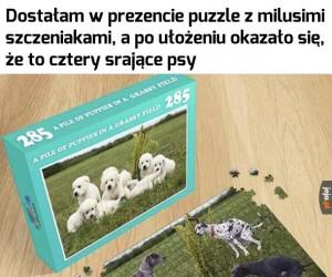 Fajne puzzle
