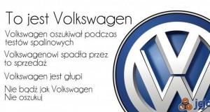 To jest Volkswagen