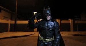 Dzięki swojej pracy Batman jest szczęśliwy