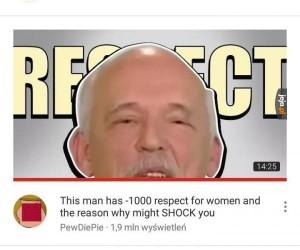 Korwin u najpopularniejszego YouTubera