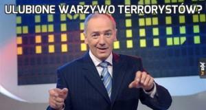 Ulubione warzywo terrorystów?