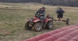 Zabawy na polu