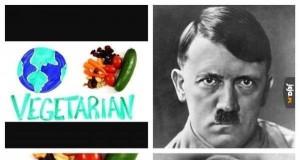 Hitler wegetarianin