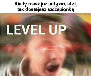 Wyższy level