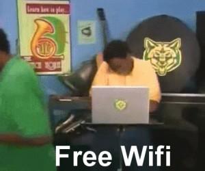 Kiedy znajdziesz darmowy internet