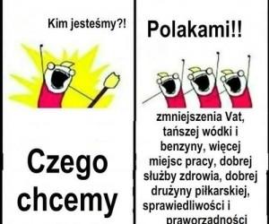 Polacy...