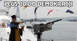 Plus 10 do demokracji