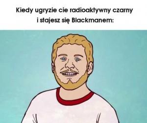 To Blackman!