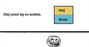 Olej + Woda