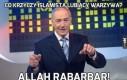 Co krzyczy islamista lubiący warzywa?