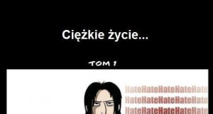 Historia Snape'a