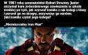 Ironia losu - Robert Downey Jr