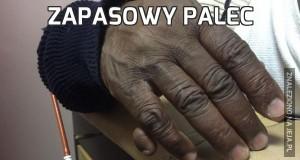 Zapasowy palec