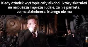 Wszędzie alkoholicy