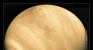 Ciekawostki o kosmosie: Wenus #3