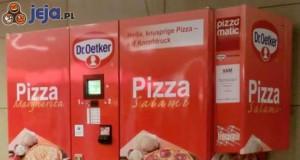 Pizza z automatu