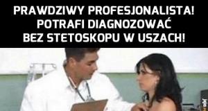 Lekarz z powołania