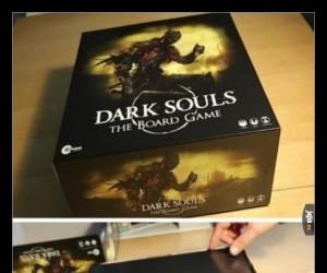 Planszówka Dark Souls