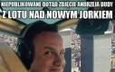 Lot nad Nowym Jorkiem