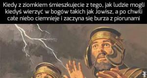 Zeusek nie ma dystansu do siebie