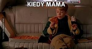 Kiedy mama