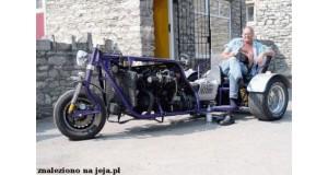 Długi motor