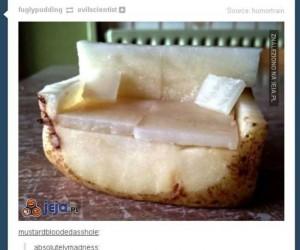 Ziemniaczana kanapa