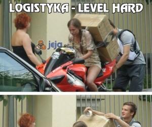 Logistyka - level hard