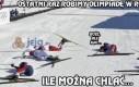 Ostatni raz robimy olimpiadę w Rosji...