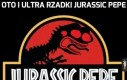 Oto i ultra rzadki Jurassic Pepe