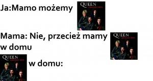 Niby też Queen, ale jednak to nie to samo
