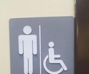 Idealna toaleta nie ist...