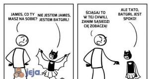 Batgirl jest spoko!