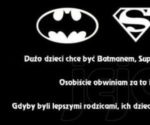 Dzieci i superbohaterowie