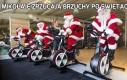 Mikołaje zrzucają brzuchy po świętach