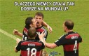 Dlaczego Niemcy grają tak dobrze na Mundialu?