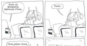 Teraz jestem Zuzia
