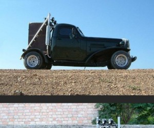 Ciężarówka osobowa