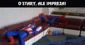 Impreza superbohaterów
