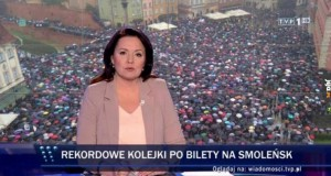 TVP obiektywnie komentuje czarny protest
