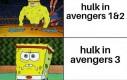 Hulk zmiennym jest