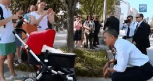 Obama i demoniczne dziecko