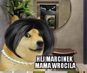 Marcinku, nie!